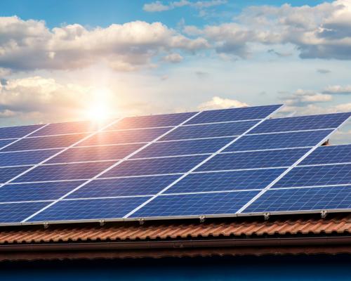 1,92kWp-os napelemes rendszer tervezése
