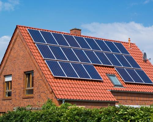 4,3kWp-os napelemes rendszer tervezése