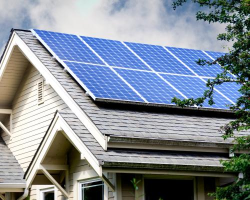 4,13kWp-es napelemes rendszer tervezése
